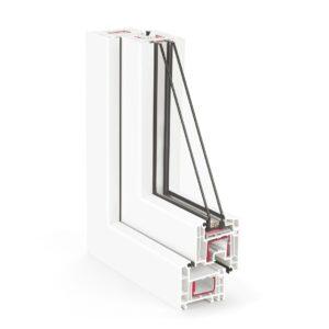 Віконна система Rehau Euro-Design 70